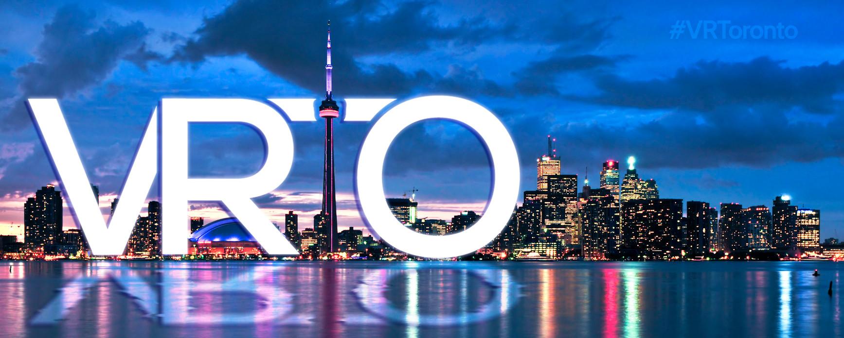 VRTO Virtual reality meetup Toronto