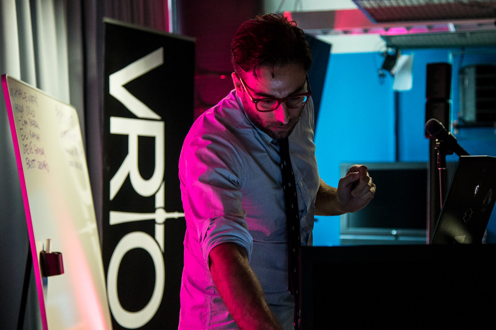 Adam Cosco at VRTO 2018