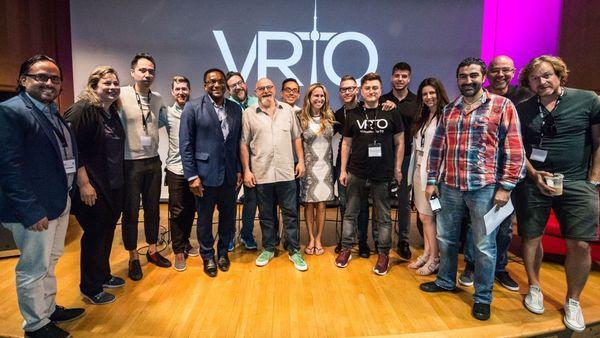 VRTO 2018 Alumni