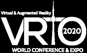 VRTO 2020 Logo - White